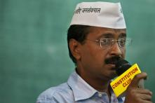 Kejriwal cancels rally after police deny permission