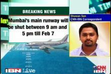 Mumbai runway to remain shut during daytime till Feb 7