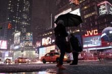 US NE coast deals with power outages after new storm