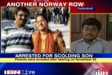 Norway: Andhra couple arrested for reprimanding son