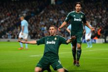 Man City eliminated after 1-1 draw with Real Madrid