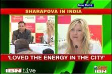 Big fan of Indian culture: Sharapova