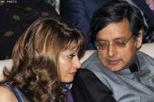 Many BJP leaders regretted Modi's comment: Tharoor
