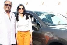 Sridevi gifts a Porsche to husband Boney Kapoor