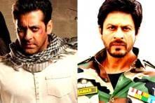 Jab Tak Hai Jaan vs Ek Tha Tiger: Can SRK beat Salman?