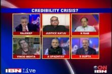 Is the media facing a serious credibility crisis?