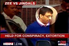 Jindal extortion case: Zee editors denied bail, sent to 2-day police custody