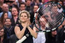 Clijsters beats Venus Williams in farewell game