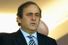 Goal line technology a waste of millions of euros: Platini