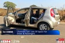 Overdrive: Review of Chevrolet Sail