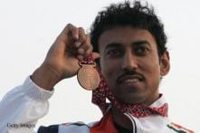 Rathore wins gold in shooting nationals