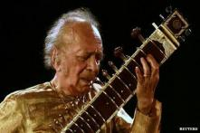Pt Ravi Shankar's music was as vivacious as his personal life