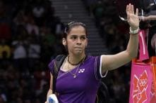 Saina shines bright for Indian badminton in 2012