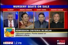 What is the solution for nursery admission crisis?