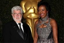 George Lucas engaged to businesswoman
