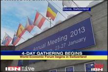 World Economic Forum kicks off in Davos