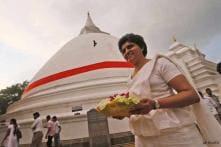 Sri Lanka President sacks first woman Chief Justice