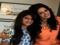 Dabboo Ratnani shoots Sridevi and her daughters for 'People'