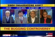 Is Gen VK Singh embarrassing the Army or being unfairly treated?
