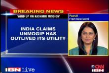 Wind up your mission on Kashmir, India tells UN