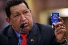Venezuela President battles severe lung infection