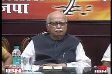 NDA allies meet at Advani's residence ahead of Budget session