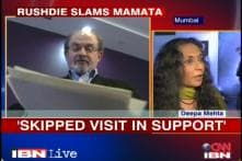 Skipped Kolkata visit out of solidarity for Rushdie: Deepa Mehta