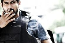 Rana Daggubati completes three years in Kollywood