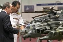 Defence Ministry refers AgustaWestland case to CBI
