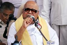 Karunanidhi calls for abolition of death penalty