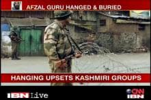 Afzal Guru hanged: Curfew in Kashmir likely to continue till Feb 11