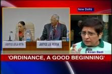 Kiran Bedi welcomes ordinance on sexual assault