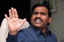 2G scam: Raja defends decision to bypass Law Ministry