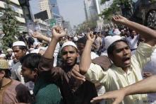 US asks Bangladesh to help calm the situation