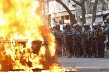 Bangladesh: Crude bombs hurled at BNP office