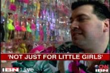 Watch: Florida man's barbie collection worth $ 80,000