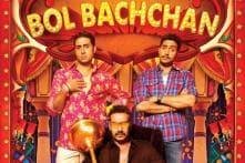 Twirled moustache for Venkatesh in 'Bol Bachchan' remake