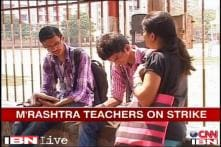 Maharasthra teachers' strike hits scheduled exams