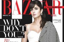 Snapshot: Katrina Kaif turns bold for new 'Bazaar' cover