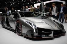 Lamborghini unveils $3.9 million Veneno, all 3 sold
