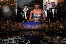 Michelle Obama: Oscar reaction was 'not surprising'