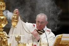 Pope Francis appeals for peace, end to Korea tensions