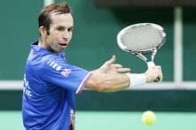 Stepanek back from surgery for Davis Cup quarter-finals