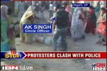 Aligarh police brutality: DSP shifted out, 2 constables suspended