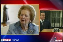 Thatcher defied all odds to become a leader, says Cameron