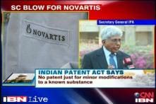 Novartis cannot ignore India's huge market: Indian Pharmaceutical Alliance