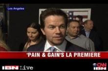Mark Wahlberg-starrer 'Pain and Gain' premieres in LA