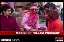 Watch: Ranbir, Deepika in 'Balam Pichkaari'