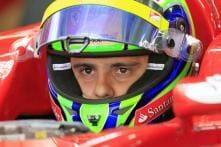 Felipe Massa fastest in Chinese GP second practice