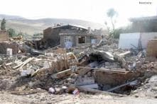 Earthquake hits Iran, death toll rises to 37